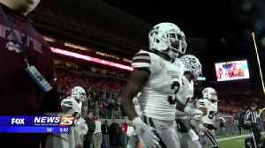 Mississippi State accepts Outback Bowl bid [Video]