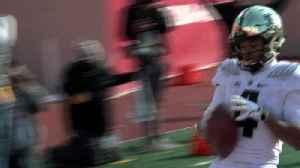 Purdue freshman Rondale Moore wins Paul Hornung Award [Video]