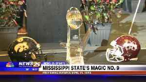 Previewing Outback Bowl: Mississippi State vs. Iowa [Video]