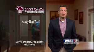 JTS Mortgage Minute - Happy New Year/First-Time Homebuyers [Video]