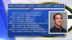 ESPN: Packers to hire Titans offensive coordinator Matt LaFleur as new head coach [Video]