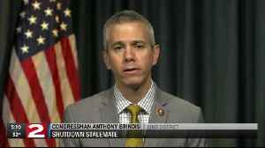 Brindisi, Social Security rep weigh in on day 19 of government shutdown [Video]
