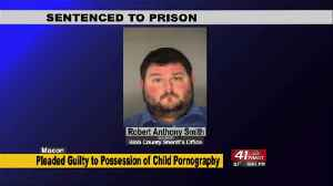 Macon teacher sentenced to more than 7 years in prison for possessing child pornography [Video]
