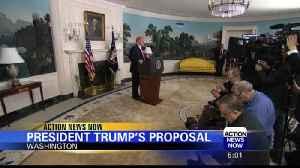 Trump On Govt Shutdown and Border Wall [Video]
