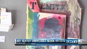 Austin Art Center celebrates Black History Month [Video]