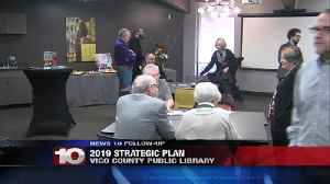 Vigo County Public Library lays out its plans for the next five years [Video]