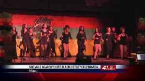 Vineville Academy hosts Black History celebration [Video]
