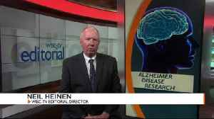 Editorial: Research for Alzheimer Disease [Video]