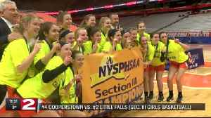 Section III girls basketball final [Video]