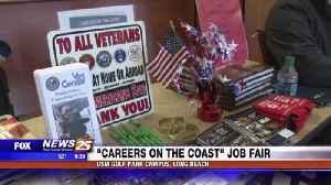 'Careers on the Coast' Job Fair [Video]