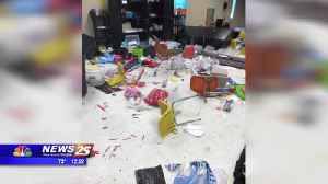 Classroom vandalized at Woolmarket Elementary [Video]