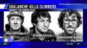 Bodies of world-renowned climbers, including Jess Roskelley, recovered [Video]