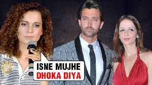 Hrithik Roshan 31 SHOCKING CONTROVERSIES | Kangana Ranaut, Salman Khan, Divorce [Video]