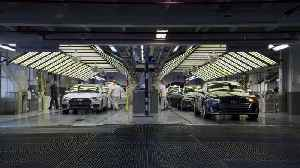 Production at Audi at the Neckarsulm site [Video]