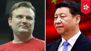 NBA, Houston Rockets kowtow to China over Daryl Morey tweet [Video]