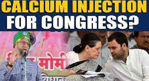 Owaisi attacks Congress ahead of Maharashtra polls | OneIndia News [Video]