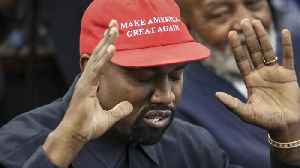 Kanye West reiterates support for Trump at Sunday Service [Video]