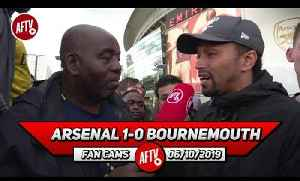 Arsenal 1-0 Bournemouth | Emery Needs Bellerin & Tierney Back! (Curtis) [Video]