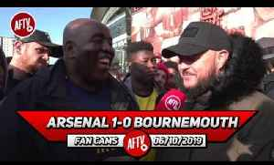 Arsenal 1-0 Bournemouth | Emery Is Wrong! Ozil Should At Least Be On The Bench!! (DT) [Video]