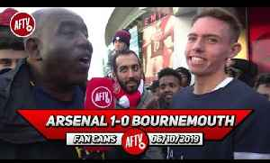 Arsenal 1-0 Bournemouth | Should Ozil Be In The Team? (Robbie Asks Fans) Ft Ty [Video]