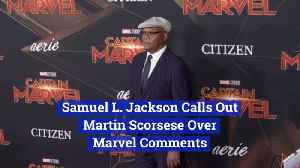 "Samuel L Jackson Comments On ""Cinema "" [Video]"