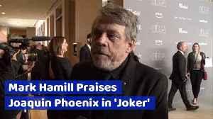 Mark Hamill Is Amazed By Joaquin Phoenix's Role As 'Joker' [Video]