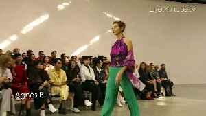 Paris Fashion Week Spring 2020 Trends [Video]