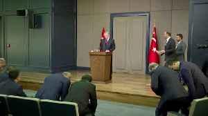 U.S. troop withdrawal started in Syria: Erdogan [Video]