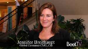 Employees Want to Work for Companies Driving Change: Citi's Breithaupt [Video]