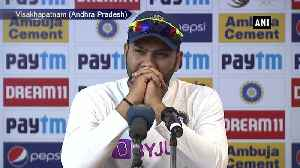 First Test match I played in 2013 was most 'special' for me Rohit Sharma [Video]