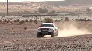 Toyota Gazoo Racing - Test Day in Marocco [Video]