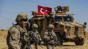 News video: White House: Turkey to begin military operation in northern Syria