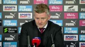 Ole: Top four 'very tough task' [Video]