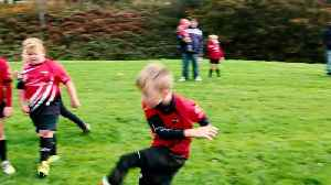 Meet the incredible young rugby star who is scoring a hatful of tries - despite only having one ARM [Video]
