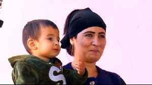 Ending statelessness: Kyrgyz man honoured for his efforts [Video]