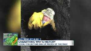 Digging up the past: The search for Western New York history in old outhouses [Video]