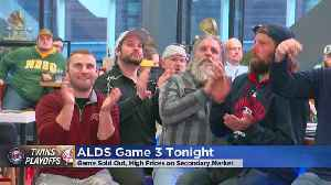Getting Twins Tickets: Here's What's Available [Video]