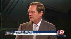 Inisde Politics: Cameron Sexton, TN Speaker of The House p.1 [Video]