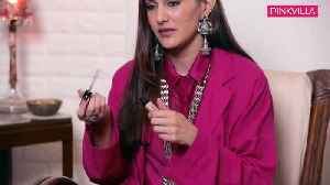 News video: What's in my makeup bag ft. Amyra Dastur Fashion Pinkvilla Lifestyle Beauty