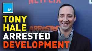 Tony Hale shares his favorite 'Arrested Development' jokes [Video]