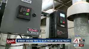 Evergy energy-efficient program helps communities save money [Video]
