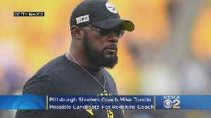 Pittsburgh Steelers Head Coach Mike Tomlin Named Candidate For Redskins Head Coach Position After Firing Of Jay Gruden [Video]