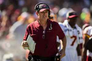 Washington Redskins Fire Coach Jay Gruden [Video]