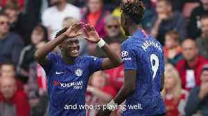 Hudson-Odoi: Chelsea transfer ban is a good thing [Video]