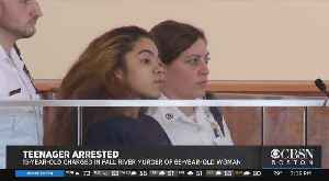Teen Charged In Fall River Murder [Video]