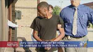 Man Found Guilty Of First-Degree Murder In Beating Death Of 74-Year-Old Man In McKees Rock [Video]