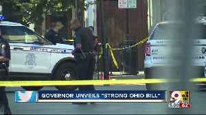 Ohio governor detailed plans to curb gun violence [Video]