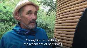 Actor Sir Mark Rylance joins Extinction Rebellion protests [Video]