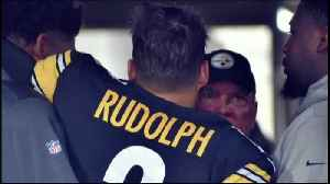 Dr. Bruce Cotugno Speaks About Mason Rudolph's Concussion [Video]