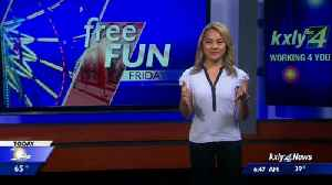 Free Fun Friday for May 3, 2019 [Video]